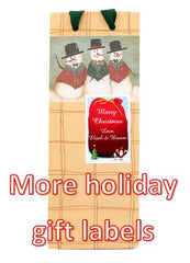 Holiday Gift Labels 2