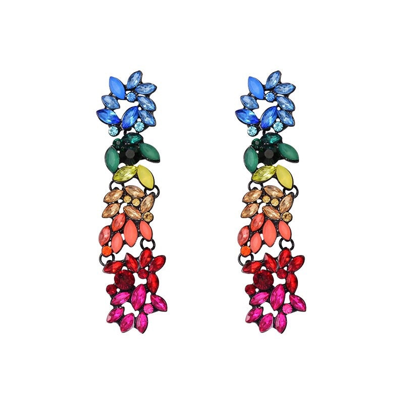 ELBA RAINBOW DROP EARRINGS