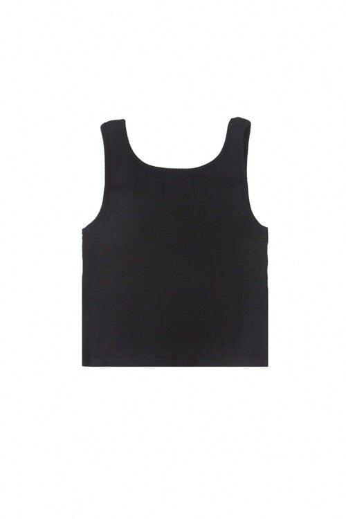 Sixth June tank top basic black