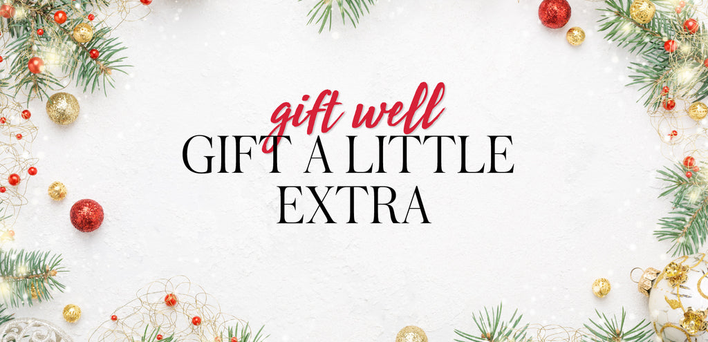 Gift a Little Extra