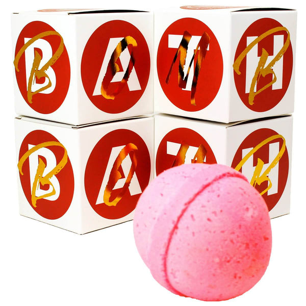 ACDC Candle Co Body Grapefruit Bath Fizzer Gift Set