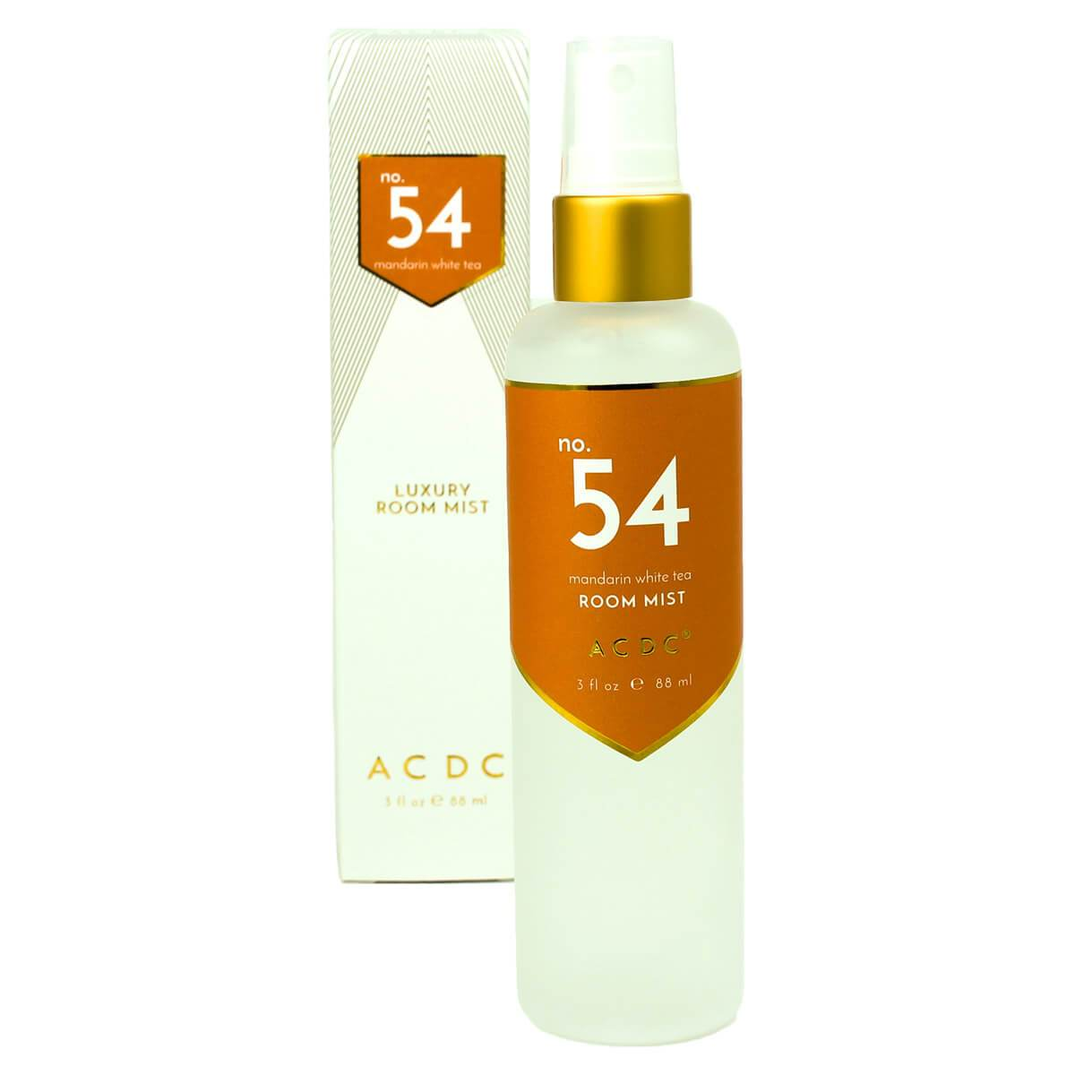 ACDC Room Sprays No. 54 Mandarin White Tea Room Mist