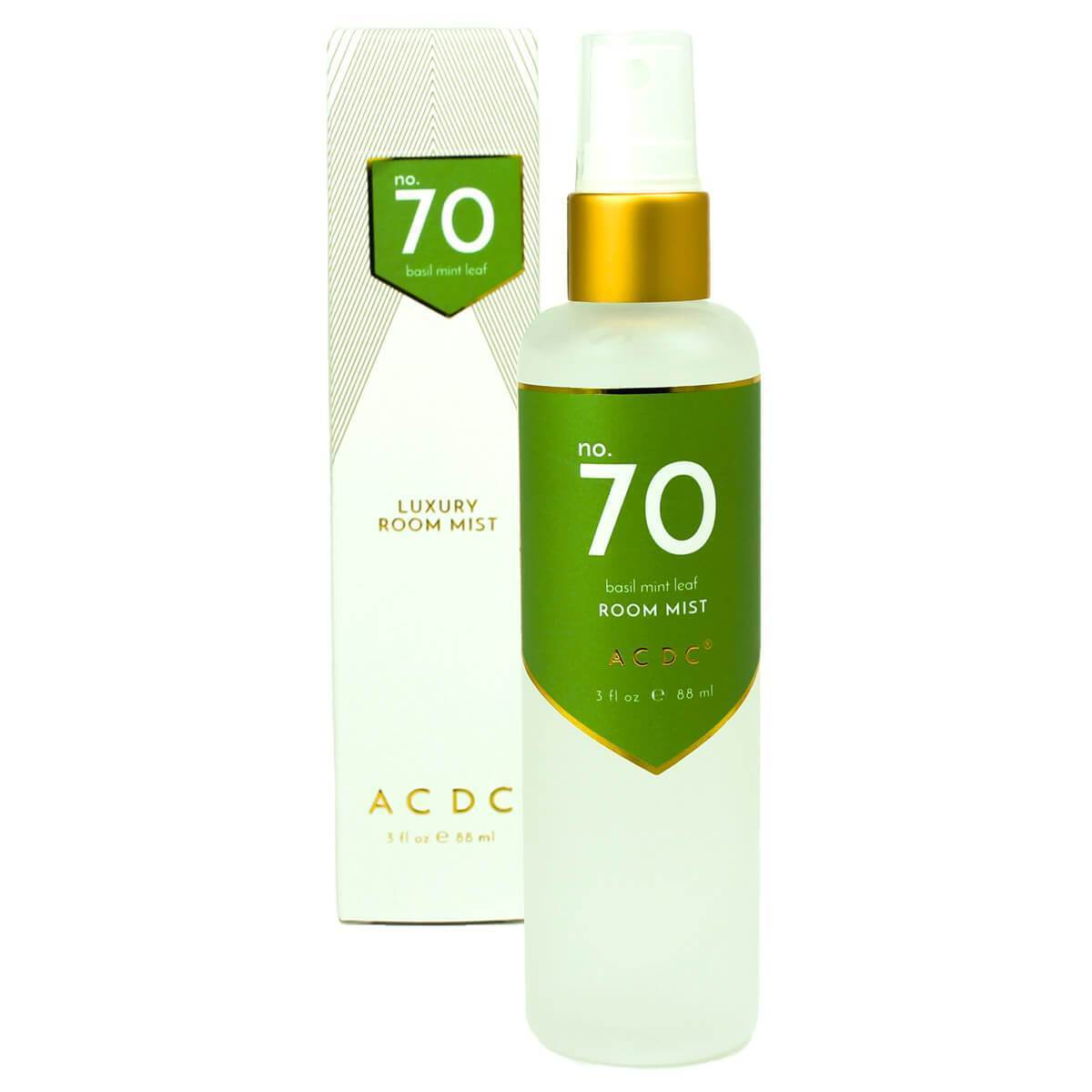 ACDC Room Sprays No. 70 Basil Mint Room Mist