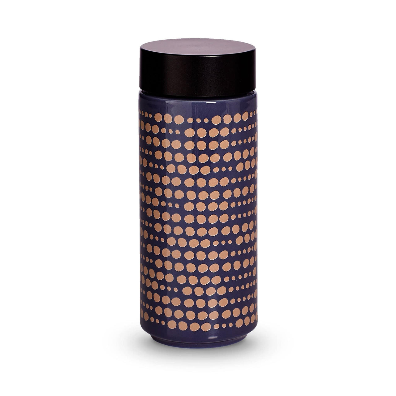 Acera Liven Flasks & Water Bottles Sparkle Star Chess Ceramic Tumbler