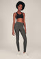 Alana Athletica Yoga L / Gray Classic Active Legging