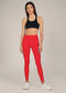 Alana Athletica Yoga L / Red Classic Active Legging