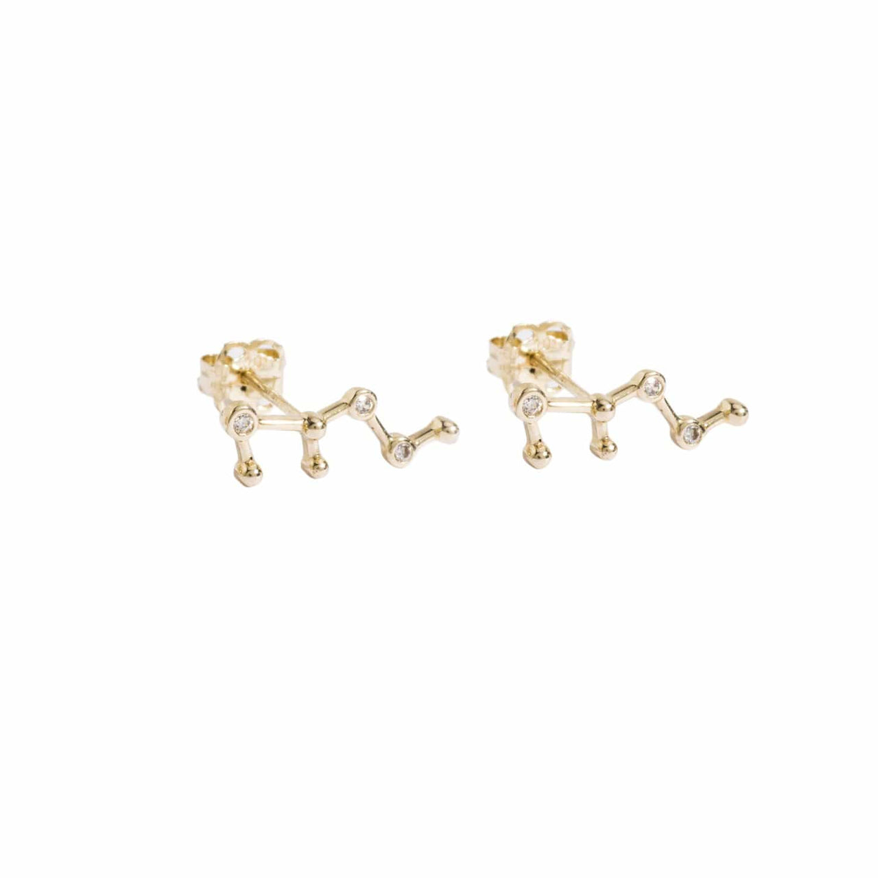 AMARILO Earrings Constellation Studs