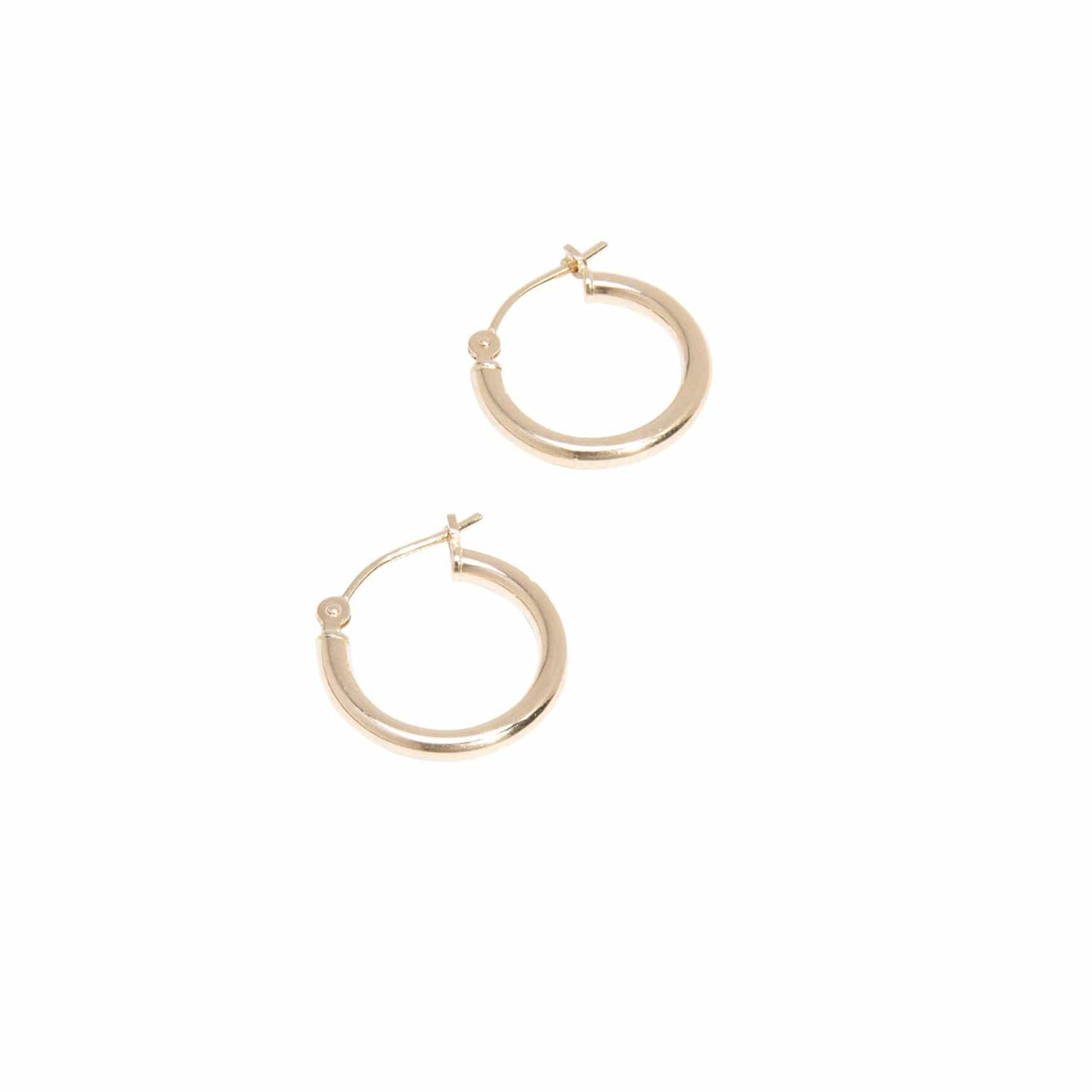 AMARILO Earrings Mid Hoops