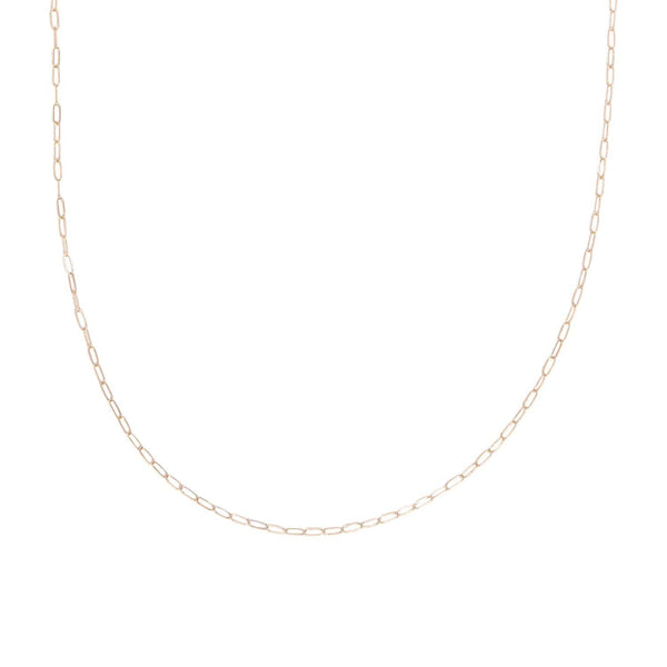 "AMARILO Necklaces 22"" Callie 14k Gold Chain"