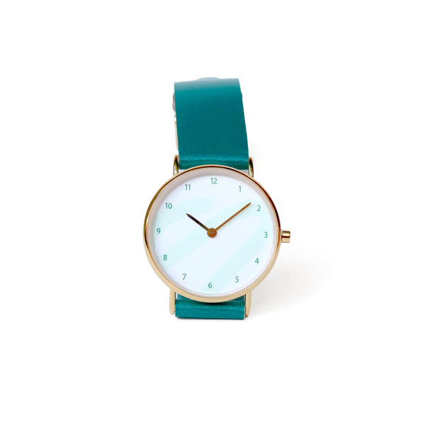 Baltic Club Watches Turquoise Caucase Watch