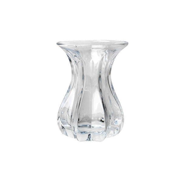 Bjørn Decor Bjørn Wiinblad Tulip Vase, Clear, 7""
