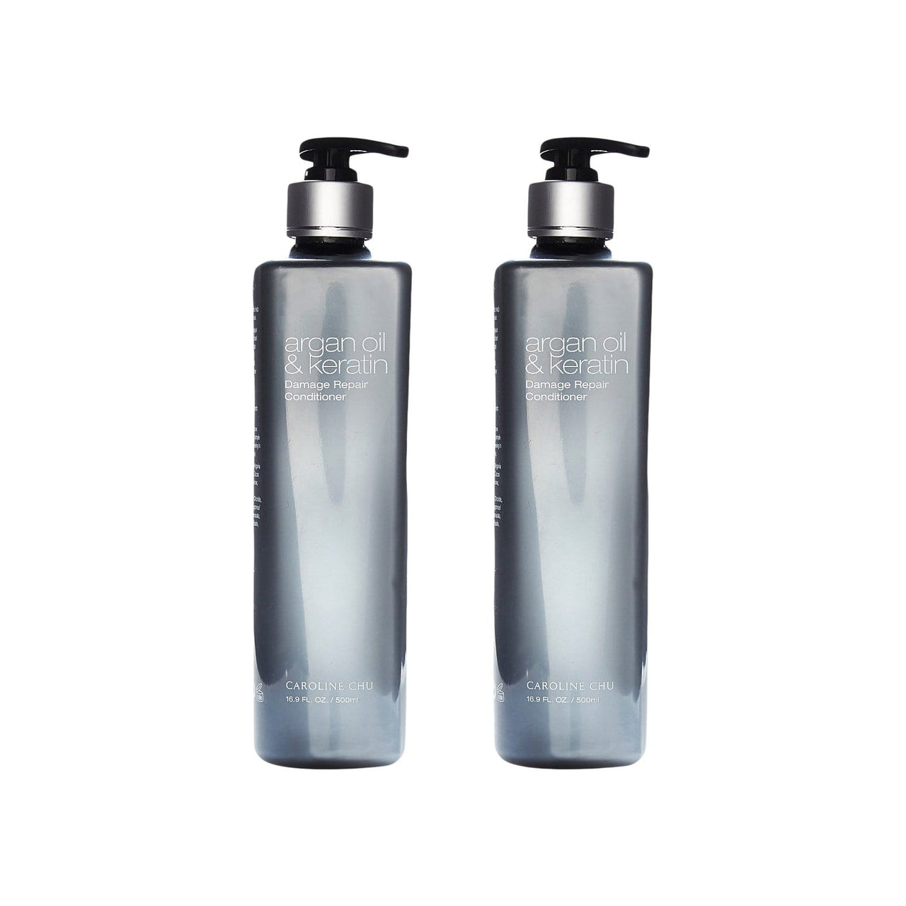 Caroline Chu Hair Twin Pack: Damage Repair Conditioner