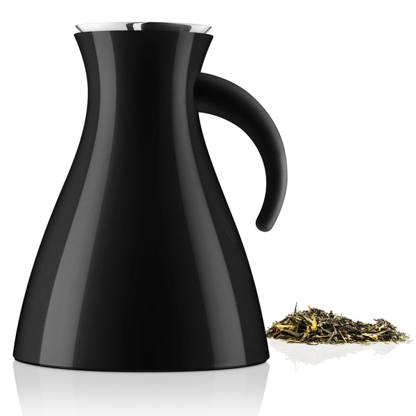 Eva Solo Coffee & Tea Accessories Black Wide-Base Vacuum Jug