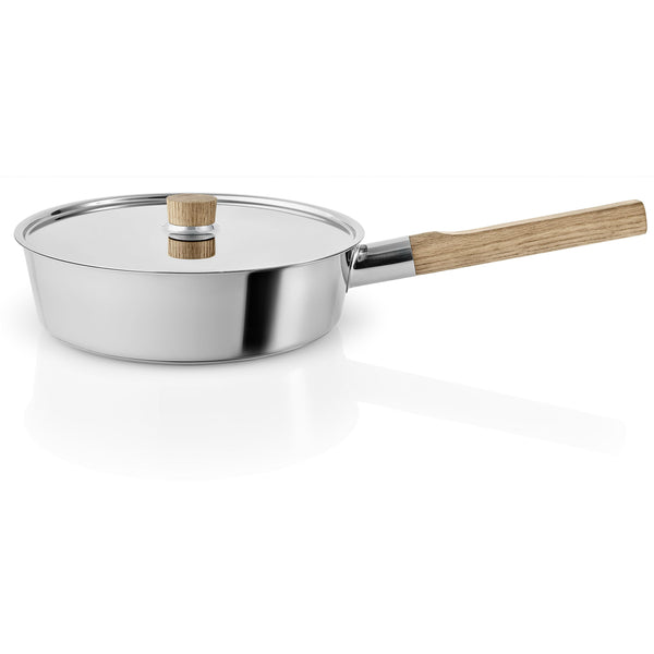 Eva Solo Cookware & Tools Nordic Kitchen Stainless-Steel Saute Pan