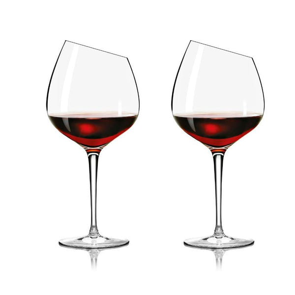 Eva Solo Drinkware Angled Bourgogne Wine Glasses