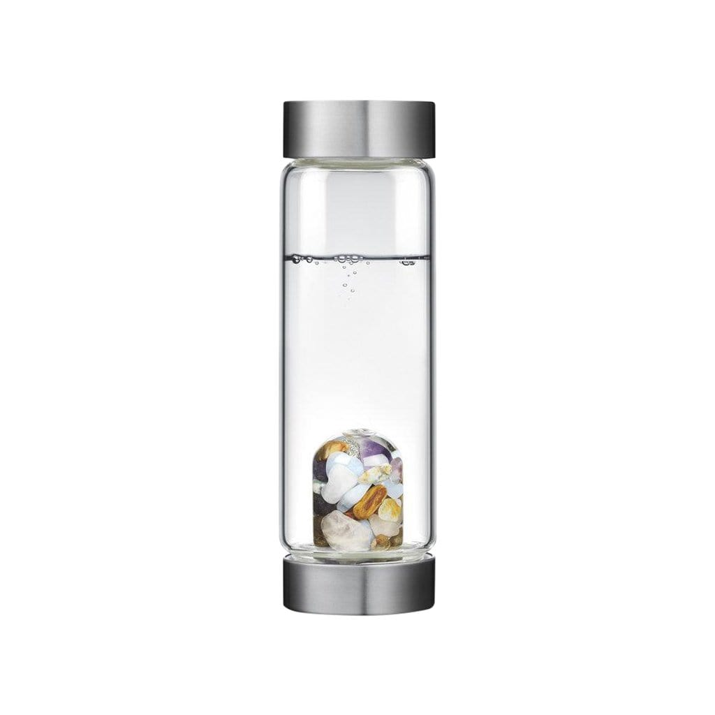 Gem-Water Co Flasks & Water Bottles Five Elements Gem-Water Bottle by VitaJuwel