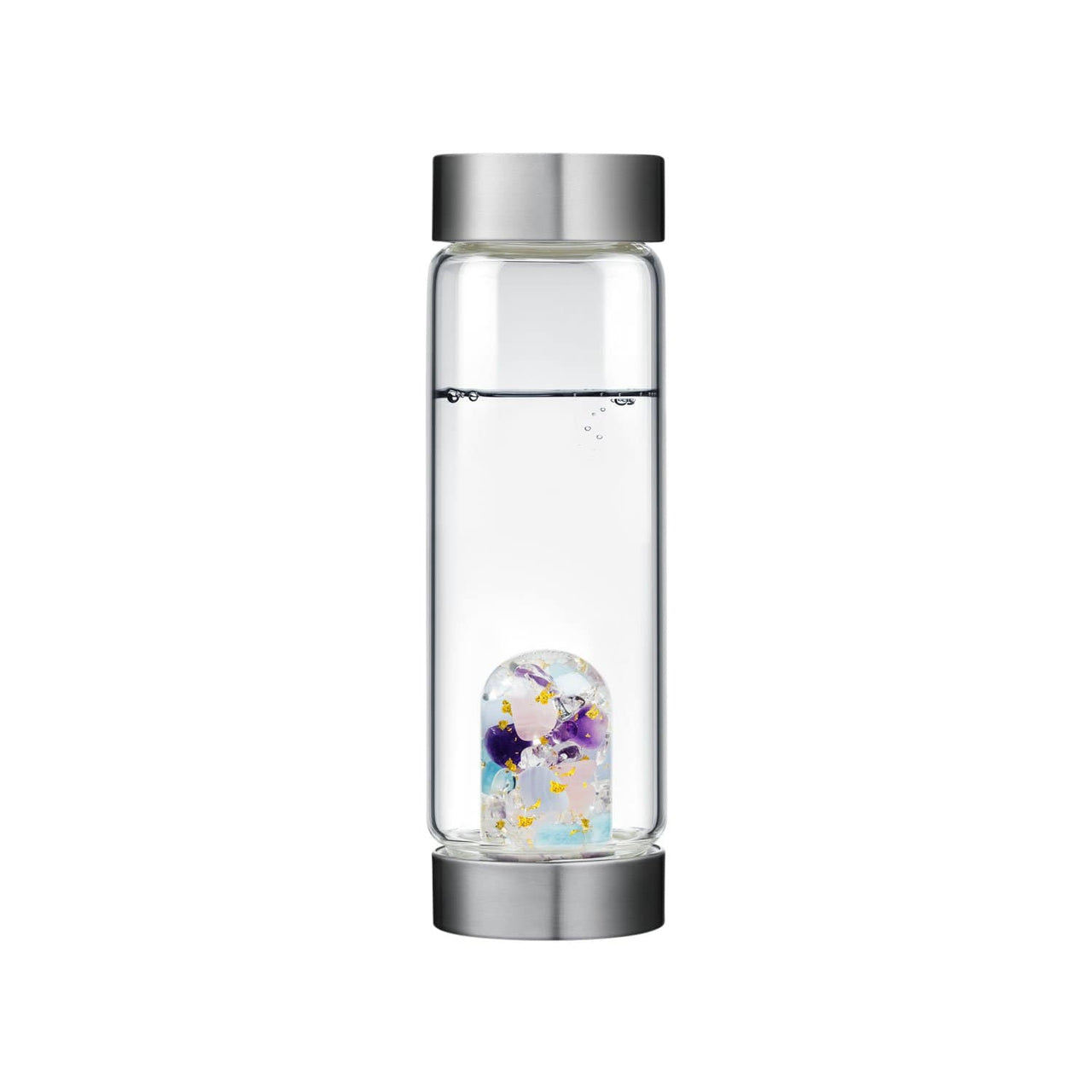 Gem-Water Co Flasks & Water Bottles Miss Unicorn Gem-Water Bottle by VitaJuwel