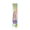Gem-Water Co Kitchen Amethyst Crystals for Humanity Silver Straw