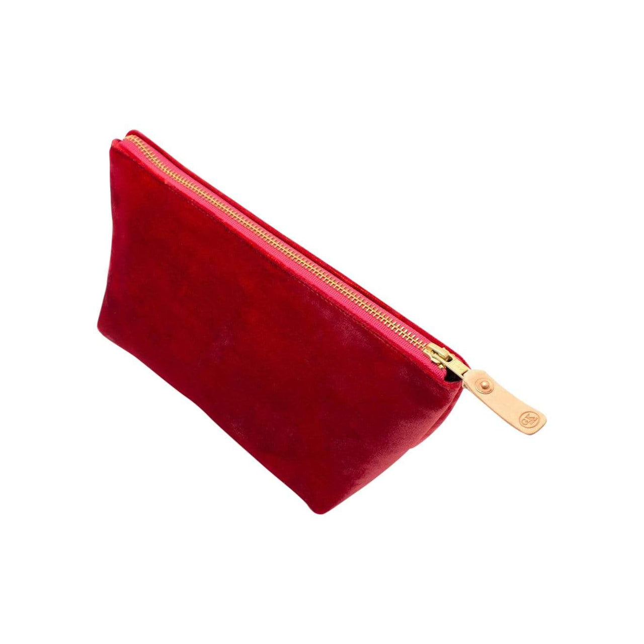 General Knot & Co. Wallets, Pouches & Accessories Rose Velvet Travel Clutch