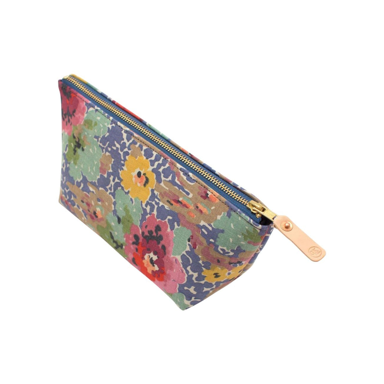 General Knot & Co. Wallets, Pouches & Accessories Vintage Indian Head Floral Travel Clutch