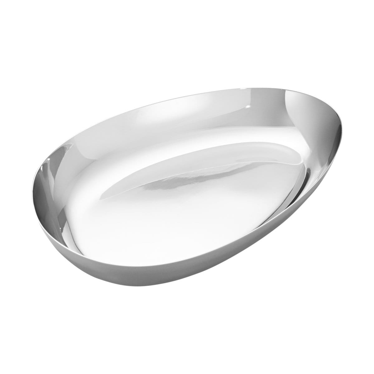 Georg Jensen Servewear Sky Small Stainless Steel Bowl