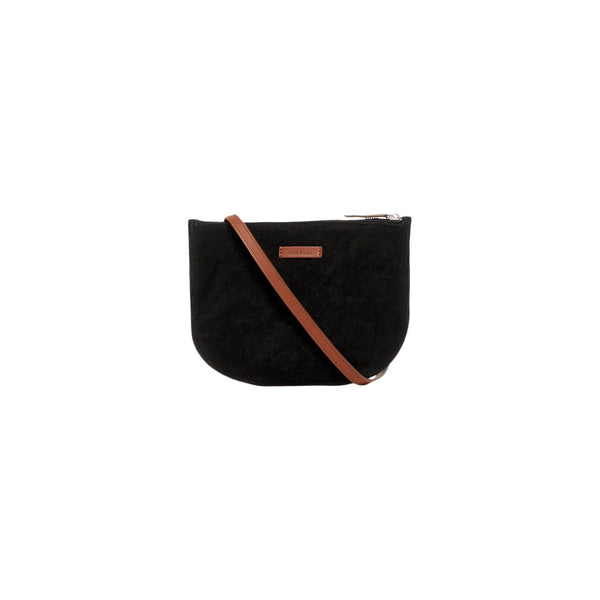 Graf Lantz Crossbody Bags Black Black Seiken Canvas Crossbody