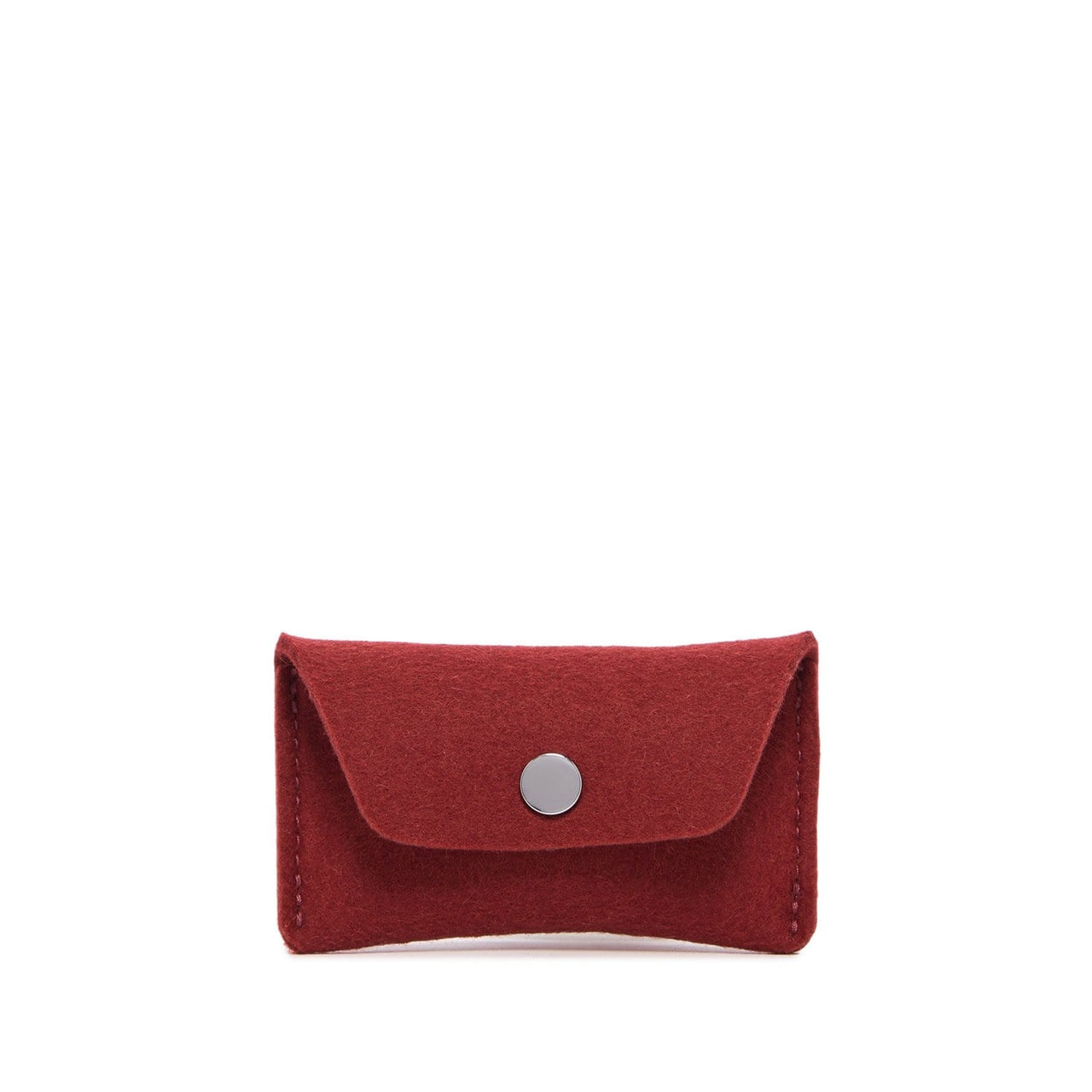 Graf Lantz Wallets, Pouches & Accessories Rosewood Card Wallet Rosewood Felt