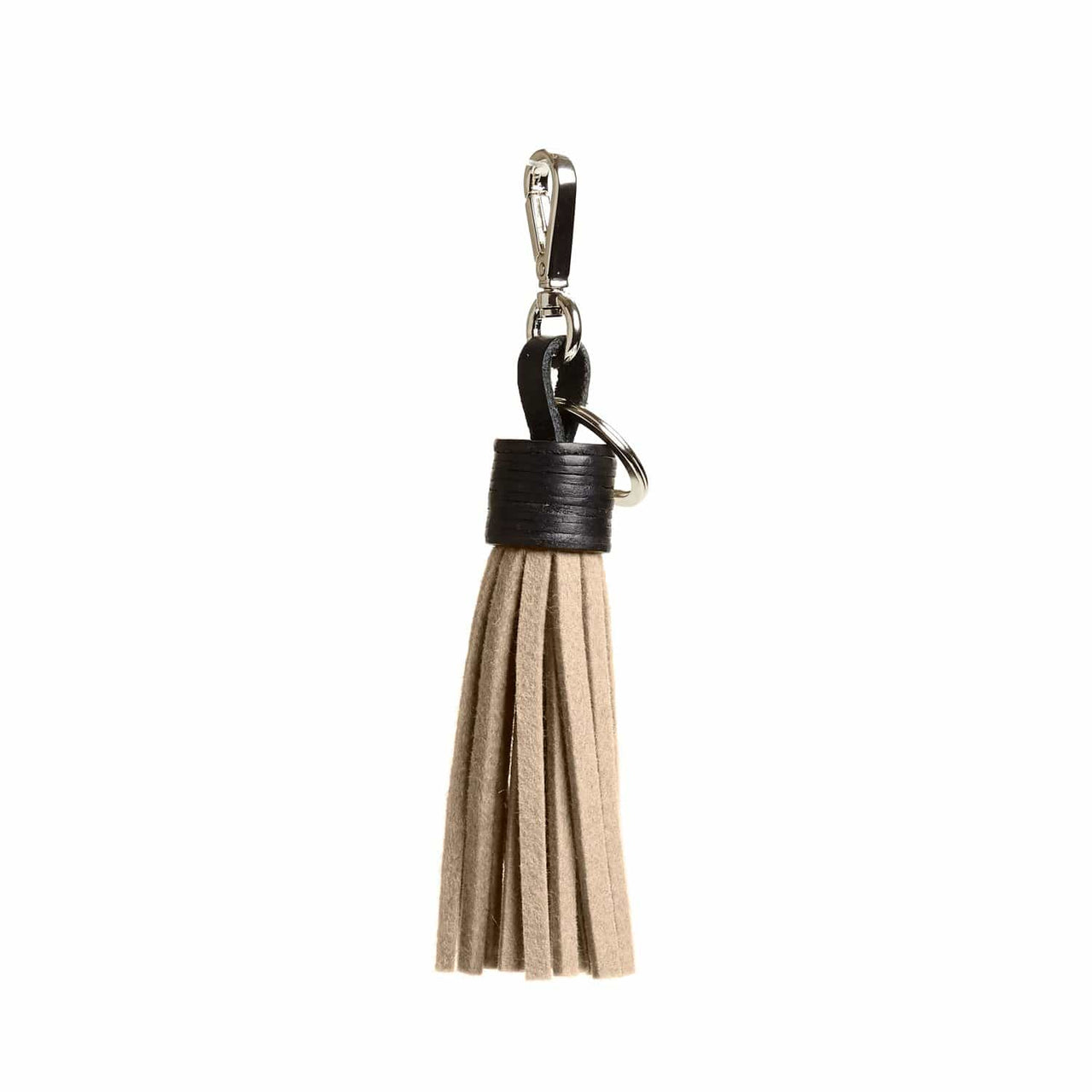 Graf Lantz Wallets, Pouches & Accessories Sand Felt Sand Tassel