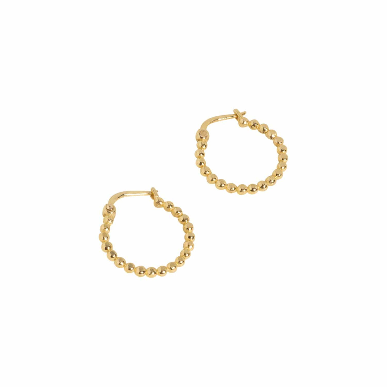 Haati Chai Earrings Carmen Hoops