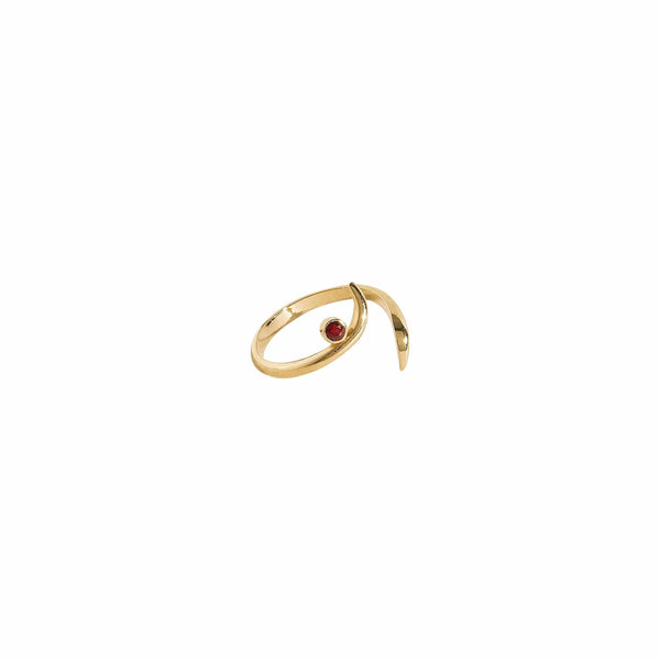 Haati Chai Rings Sohrab Birthstone Ring