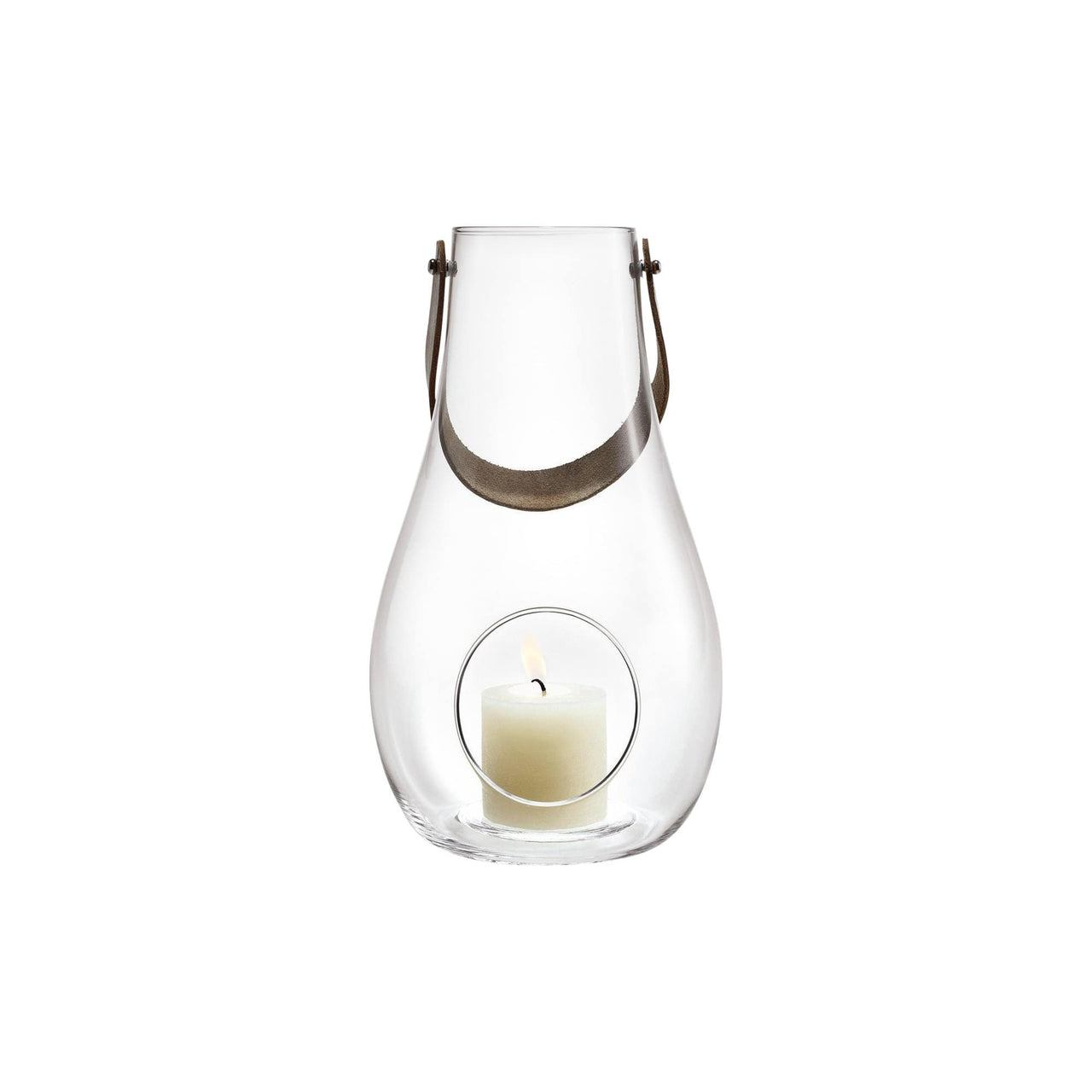 Holmegaard Decor Holmegaard Design with Light Lantern, 17.7""