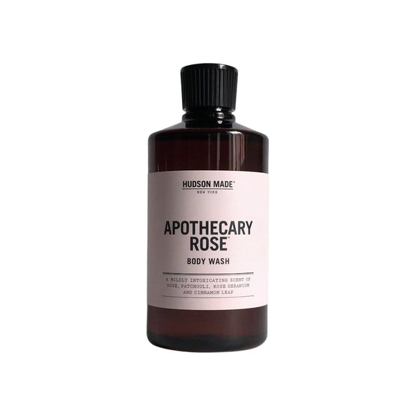 Hudson Made Body Apothecary Rose Liquid Body Wash