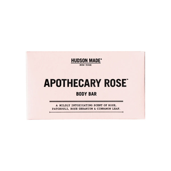 Hudson Made Body Apothecary Rose Soap