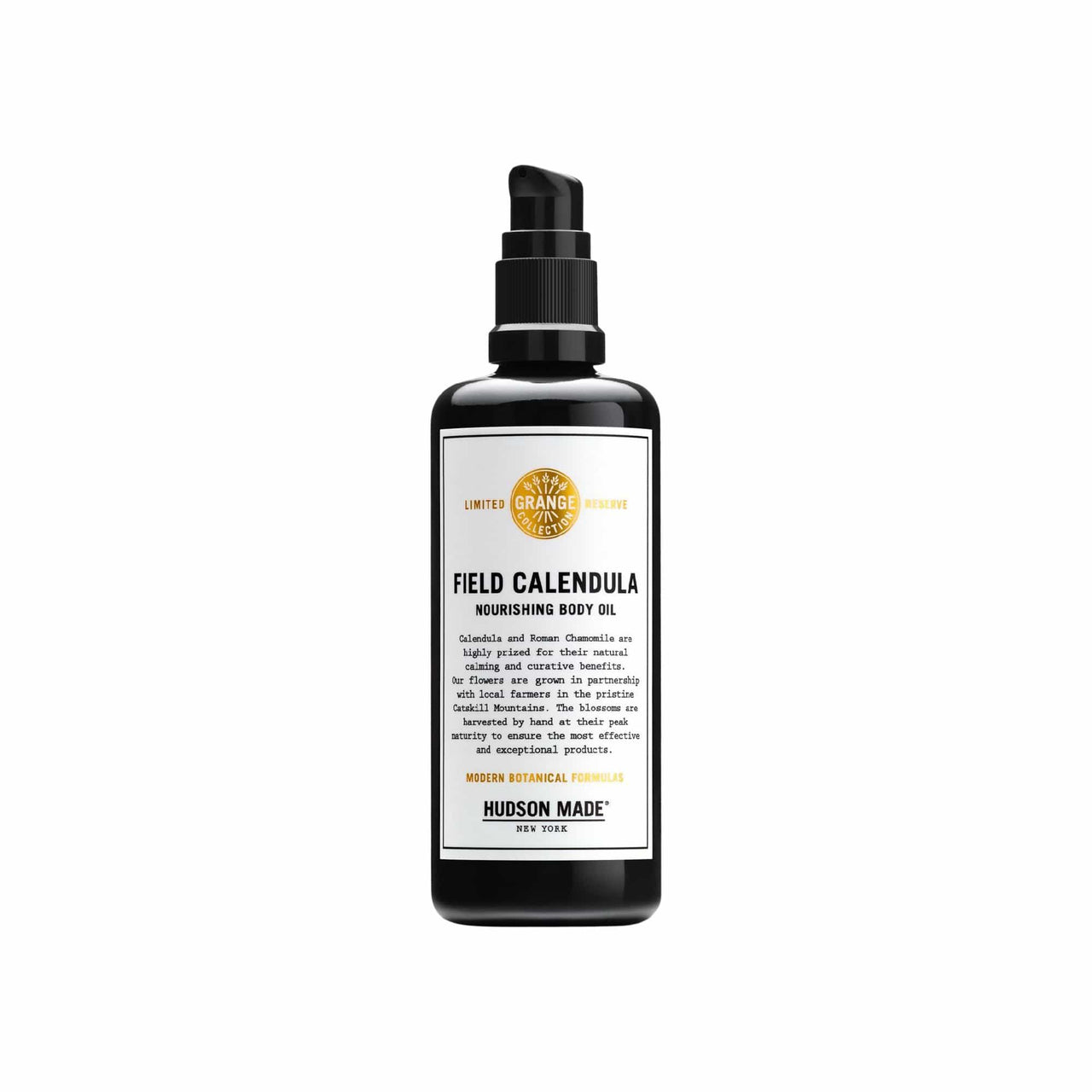 Hudson Made Body Field Calendula Nourishing Body Oil