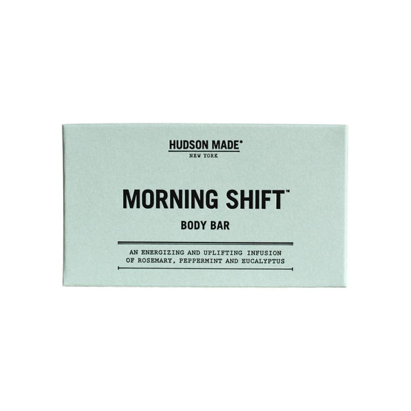 Hudson Made Body Morning Shift Body Bar Soap