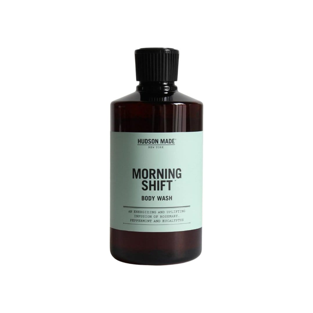 Hudson Made Body Morning Shift Liquid Body Wash