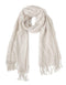 Johanna Howard Home Hats, Gloves & Scarves Natural Whisper Weight Scarf