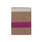 Johanna Howard Home Home Decor Camel/Peony Block Stripe Throw