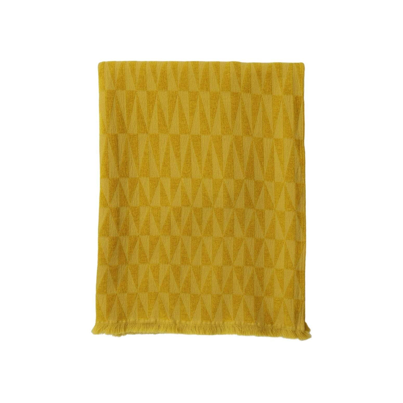 Johanna Howard Home Home Decor Goldenrod Apex Throw