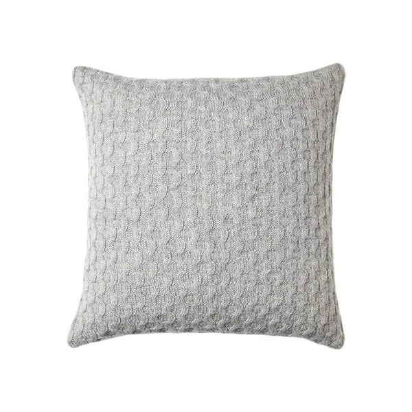 Johanna Howard Home Home Decor Grey Theo Square Pillow