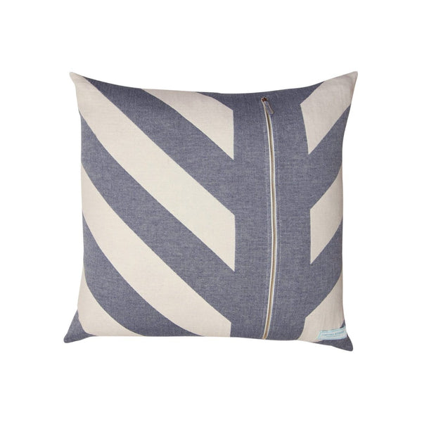 Johanna Howard Home Home Decor Indigo / 100% Cotton Lagom Pillow