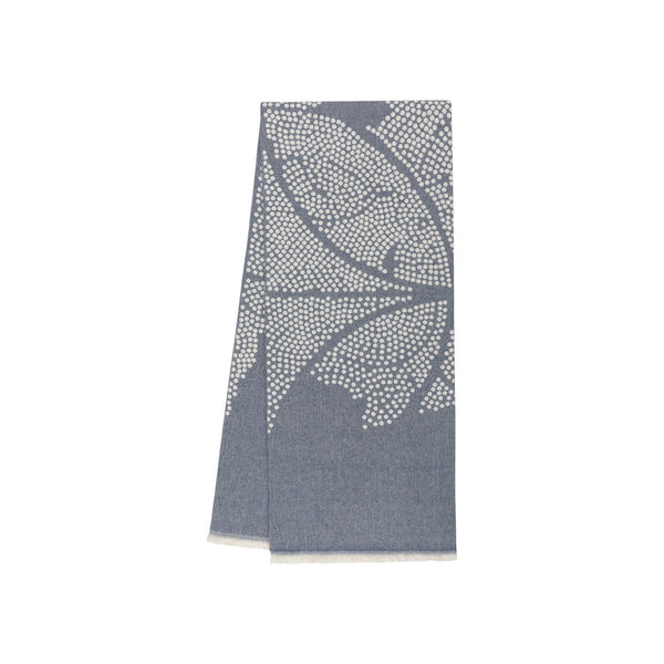 Johanna Howard Home Home Decor Indigo Atlas Throw