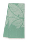Johanna Howard Home Home Decor Leaf Green Atlas Throw