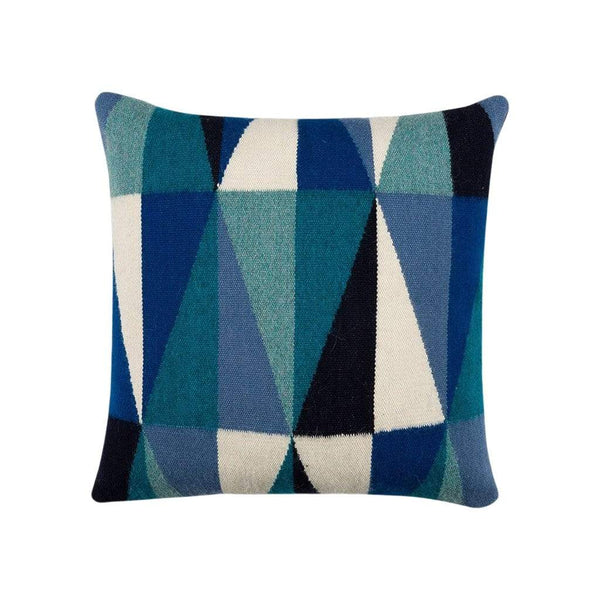 Johanna Howard Home Home Decor Navy/Cobalt/Aqua Harmoni Pillow