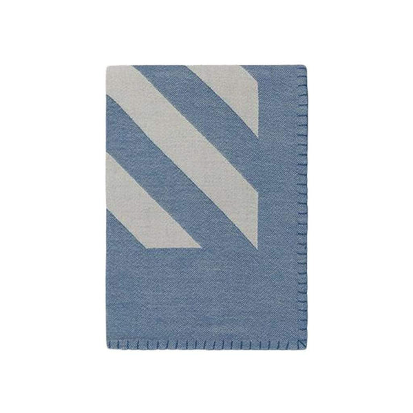 Johanna Howard Home Home Decor Periwinkle Grinda Throw