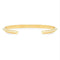KIMBERLY DOYLE JEWELRY Bracelet Knife's Edge Cuff