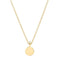 KIMBERLY DOYLE JEWELRY Necklace Small Medallion Necklace