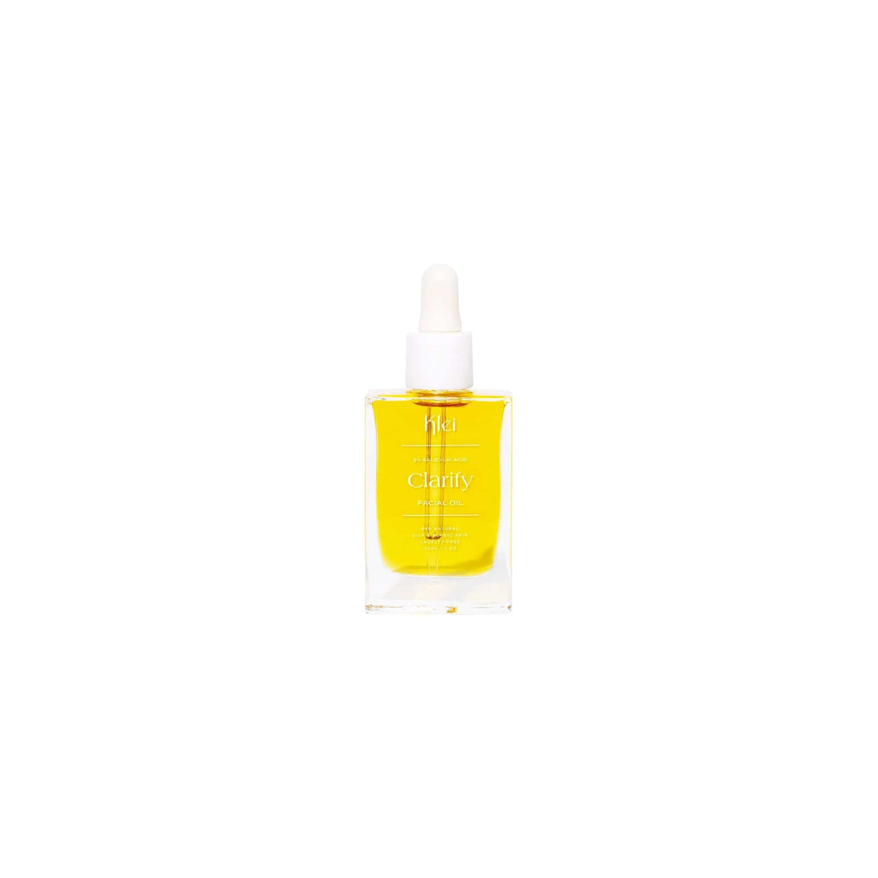 Klei Beauty Face 1oz Salicylic Acid Clarify Treatment Oil
