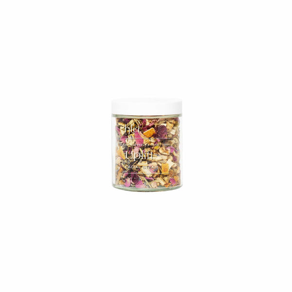 Klei Beauty Face 6oz Citrus Peels & Rose Uplift Floral Facial Steam