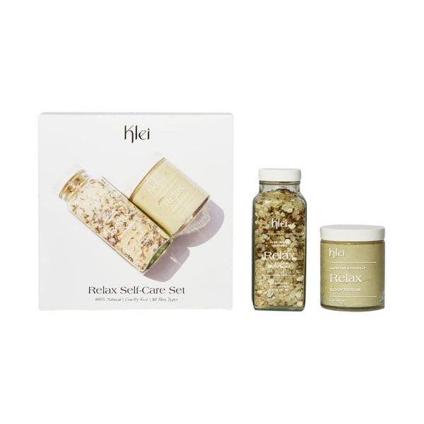 Klei Beauty Gift Sets Relax Self-Care Set